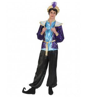 Sultan Pascha Ottomaanse Rijk Man Kostuum
