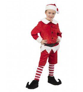 Kerstelf Kenny Hulp Van De Kerstman Kostuum