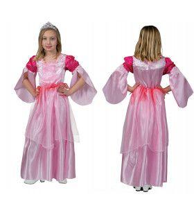 Bekoorlijk Burcht Prinses Middeleeuwen Meisje Kostuum