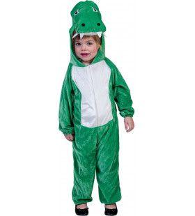 Grote Lange Snuit Krokodil Kind Kostuum