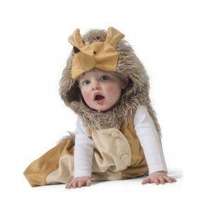 Bruine Stekelvarken Egel Kind Kostuum