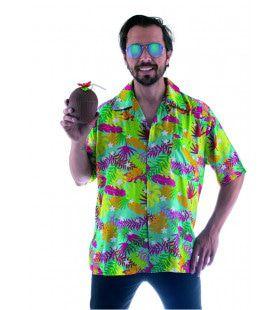 Herkend Worden Aan De Veren Hawaii Shirt Man