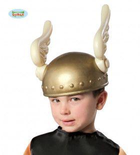 Gevleugelde Gallische Helm Asterix