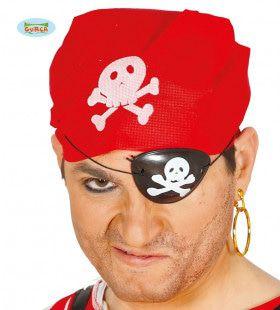 Driedelige Piratenset Antigua