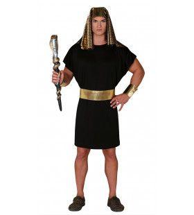 Egyptische Paleiswacht Man Kostuum