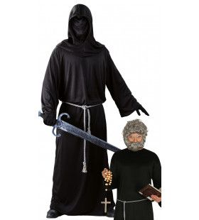 Soldaat Van Het Duister Man Kostuum