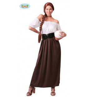 Oostenrijkse Herbergier Vrouw Kostuum