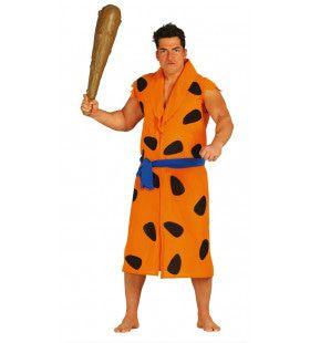 Fred The Caveman Holbewoner Kostuum