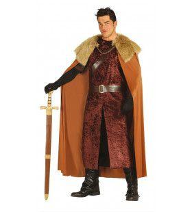 Heer Van De Hooglanden Ridder Man Kostuum