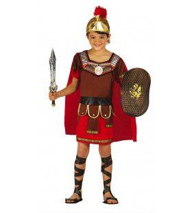 Centurion Uit Het Romeinse Rijk Jongen Kostuum