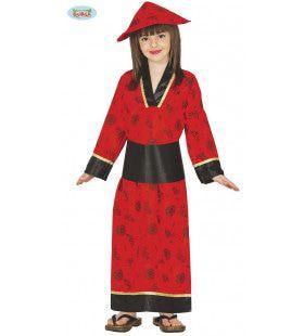 Mulan Mooi Chinees Meisje Kostuum