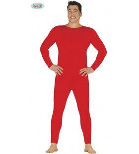 Lekker Opvallend Rood Ballet Man Kostuum
