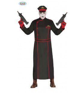 Hele Foute Gotische Generaal Man Kostuum