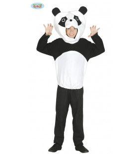 Chinese Pandabeer Kostuum
