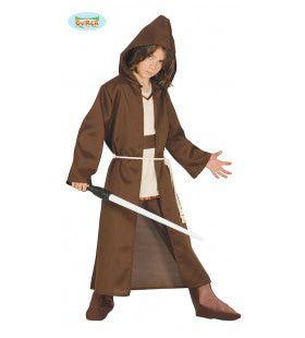 Bruin Star Wars Jedi Jongen Kostuum