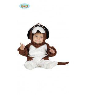 Sint Bernard Puppy Kostuum