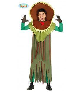 Hongerige Vleesetende Plant Man Kostuum