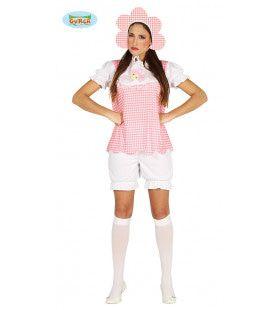 Baby Uit De Box Vrouw Kostuum