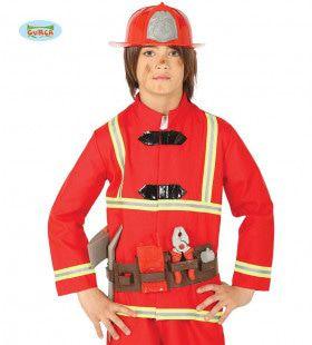 Brandweer Complete Set 8 Delig