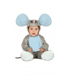 Kleine Muis Met Hele Grote Oren Kostuum