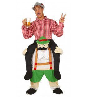 Dronken Maar Toch Vast Op De Benen Broek Kostuum