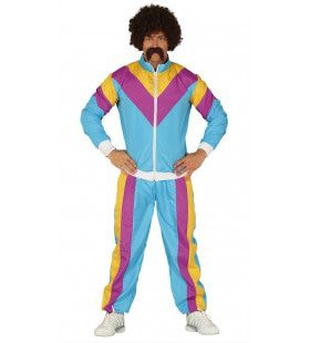 Volkomen Verkeerde Sportschool Gast Man Kostuum