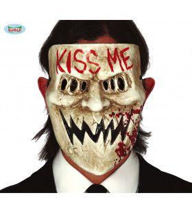Afgrijselijk Masker Kiss Me Moordenaar