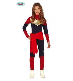 X-Men Superheld Nina Meisje Kostuum