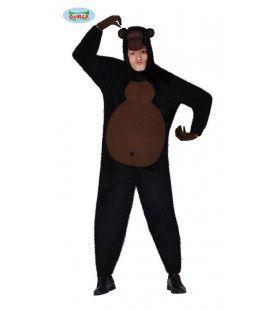 Grote Mensaap Gorilla Regenwoud Kostuum