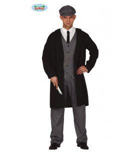 Peaky Blinders Gangster Engeland Man Kostuum