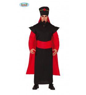 Aziatische Despoot Dzjengis Khan Man Kostuum