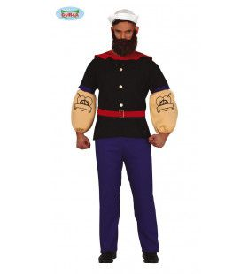 Van Spinazie Word Je Sterk Popeye Zeeman Kostuum
