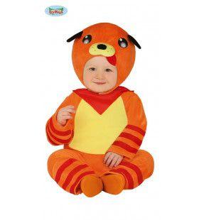 De Hond Van Garfield Kind Kostuum