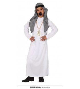 Sjeik El Rijk Kind Kostuum