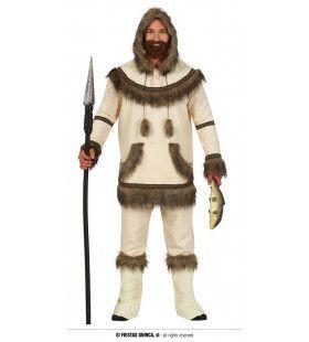 Op Jacht In De Sneeuw Man Kostuum