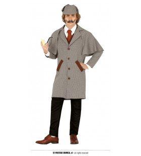 Speurwerk Is Zo Opgelost Detective Man Kostuum