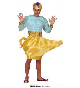 Doe Een Wens Genie Man Kostuum