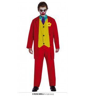 Mr Big Smile Lacht Het Laatst Man Kostuum