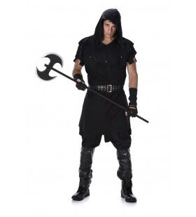 Onvermurwbare Beul Middeleeuwen Man Kostuum