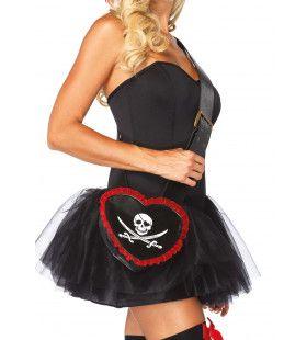Piraten Tasje Doodskop