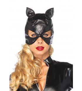 Katten Masker Kunstleer