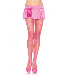 Elasthaan Visnet Panty Roze