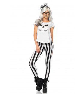 Nerdy Halloween Babe Vrouw Kostuum