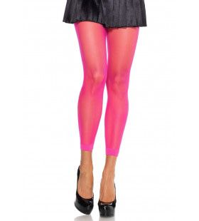 Transparante Legging Roze Vrouw