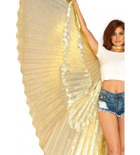 Parelmoer Vleugels Isis Goud