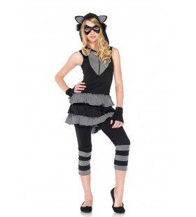 Racoon Stinkdier Kostuum