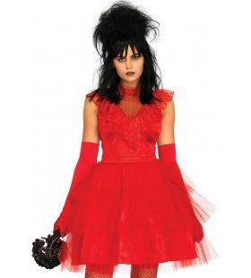 Bruid Van Satan Vrouw Kostuum