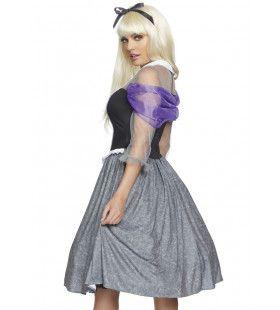 Bevallig Doornroosje Doorn Rok Vrouw Kostuum