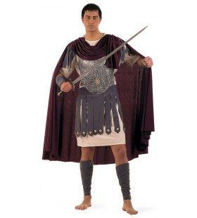 Dappere Strijder Akax Trojaanse Oorlog Man Kostuum