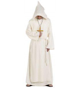 Kloosterorde Monnik Godfried Man Kostuum